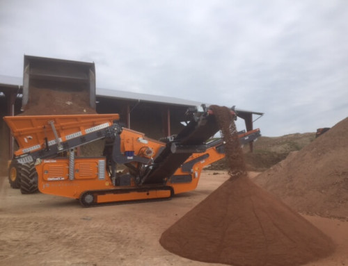 Portafill 5000CT mobilt sorteringsanlæg